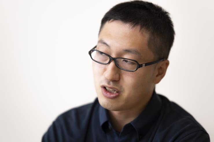 海洋観測用ドローンの発案者・横田裕輔氏