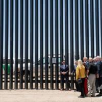 米、AIでメキシコ国境の不法入国監視