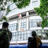 NYタイムズ、香港からソウルへデジタル部門移転 国安法の施行受け