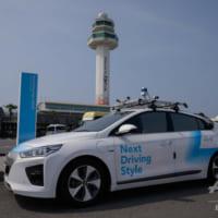 米大手に挑む、韓国自動運転スタートアップ 初の公道定期運行