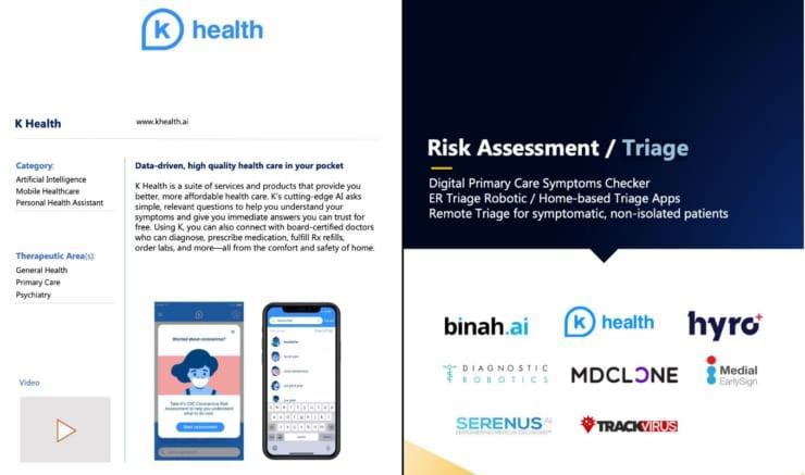 イスラエル輸出国際協力機構「COVID-19 Pandemic Response – EMS, Home-based, Community, Pre-Hospital, ER, ICU, General Hospital and Long Term Care Facilities」のスクリーンショット