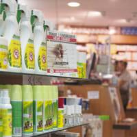 虫よけスプレー成分で新型コロナ消毒可能、英予備研究
