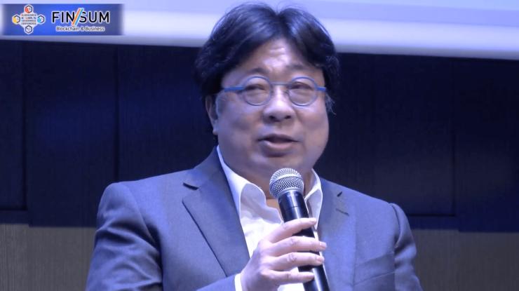 セッションに登壇した松尾真一郎氏