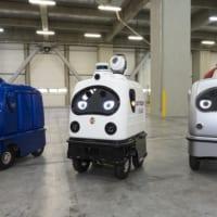 自動運転車?ロボット?スマートシティを支える小型モビリティ3兄弟