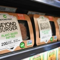 代替肉のビヨンド・ミート、中国に製造拠点設置 21年に稼働