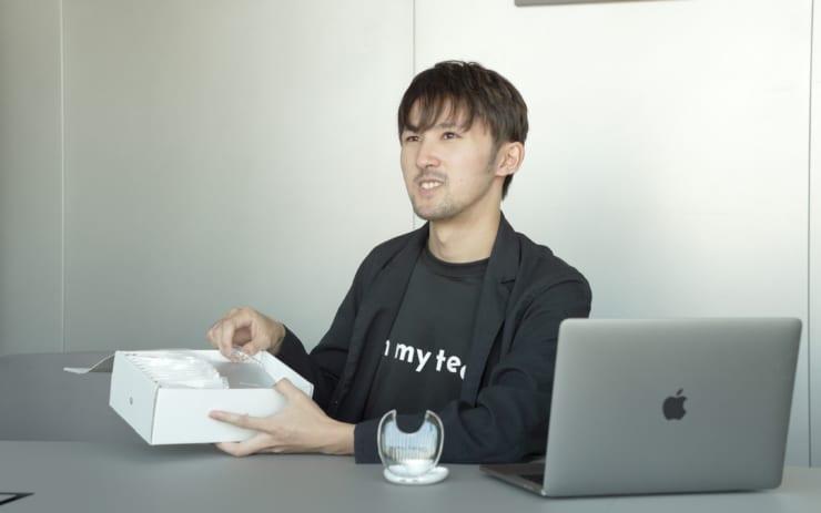 株式会社Oh my teeth代表取締役西野 誠氏