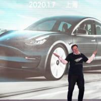テスラ、中国製EVを欧州に輸出へ