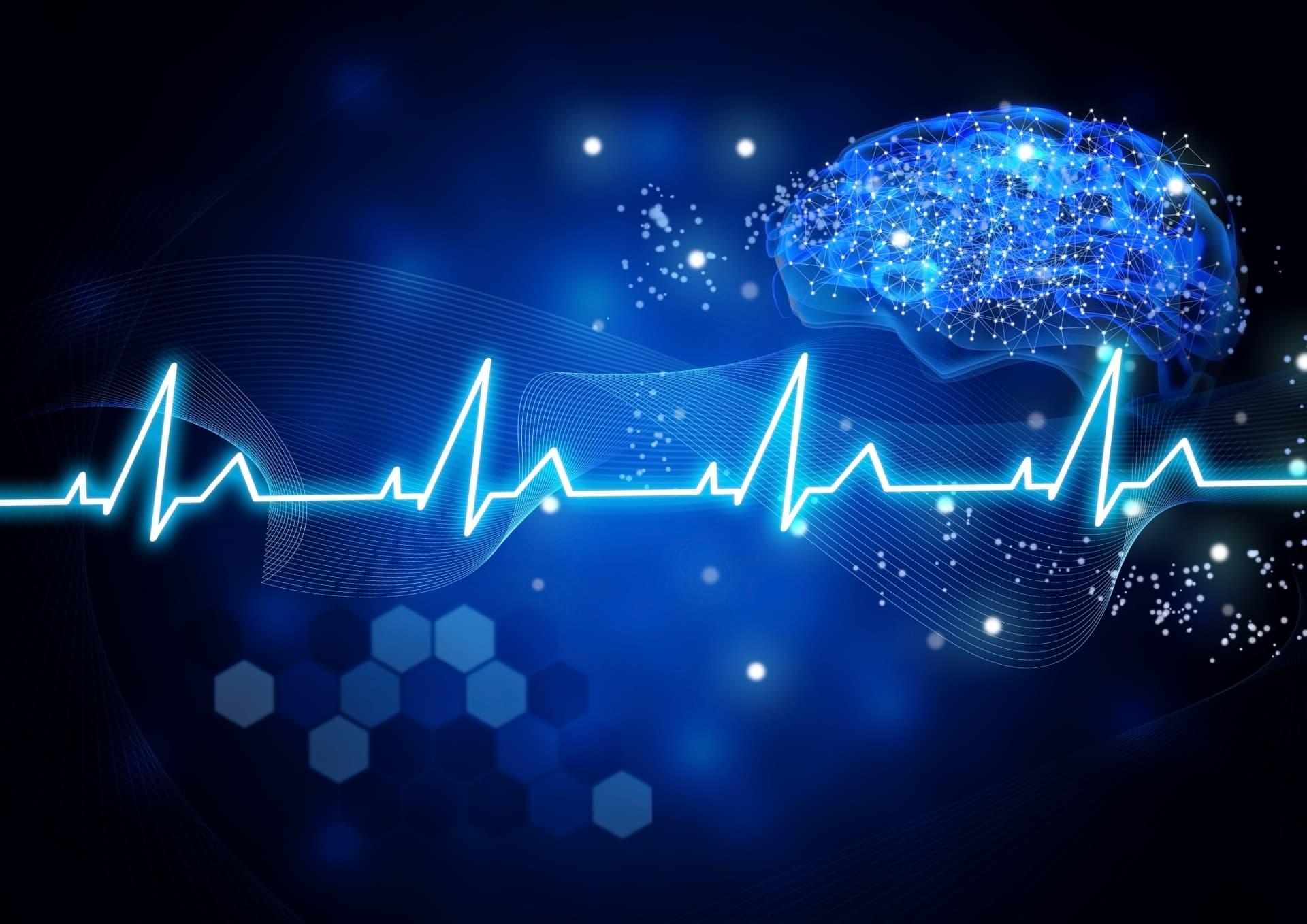 脳科学とAIでヒット曲を予測(イメージ図)
