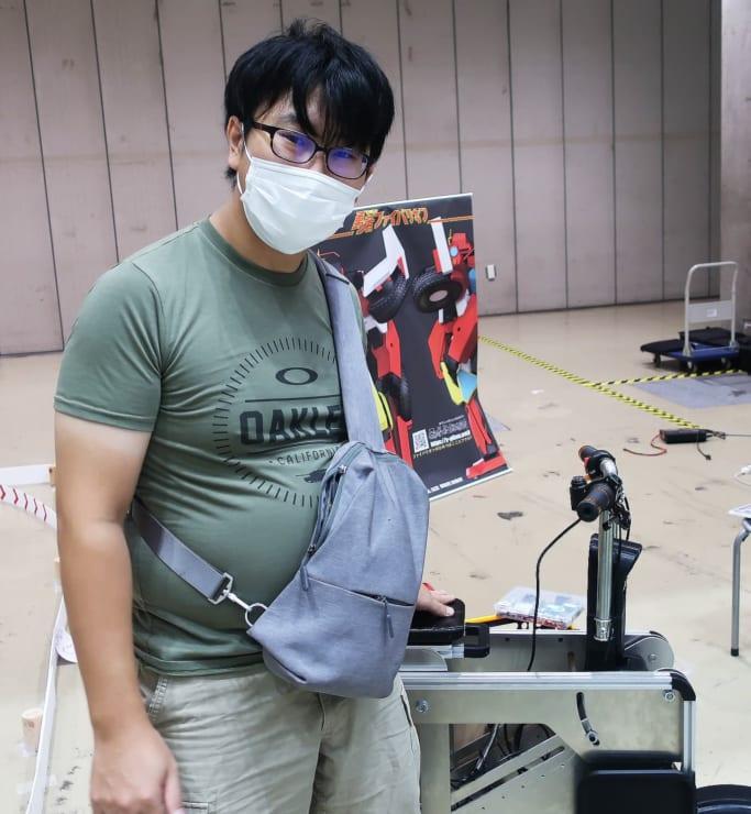 「タタメルバイク」開発者のプロダクトデザイナー生駒氏