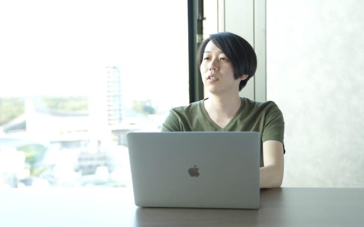 株式会社OutNow代表取締役濱本氏