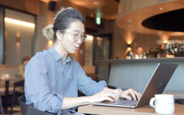 株式会社NIMARU TECHNOLOGY代表取締役のジョン・セーヒョン氏