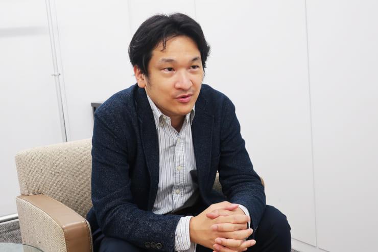 みんなのタクシー株式会社モビリティサービス部長 橋本洋平氏