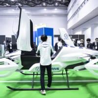空飛ぶクルマで関連業界も浮上 保険、ナビゲーションなどで新ビジネス