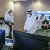 ドバイ、顔認識システムで交通機関の警備強化へ