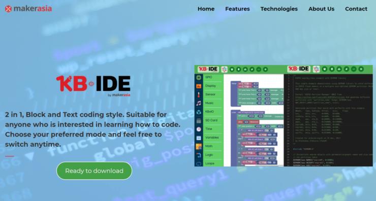 GitHub上で開発が進んでいるKB IDE