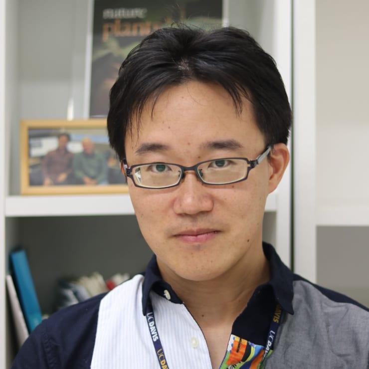 岡山大学大学院環境生命科学研究科(農)の赤木准教授