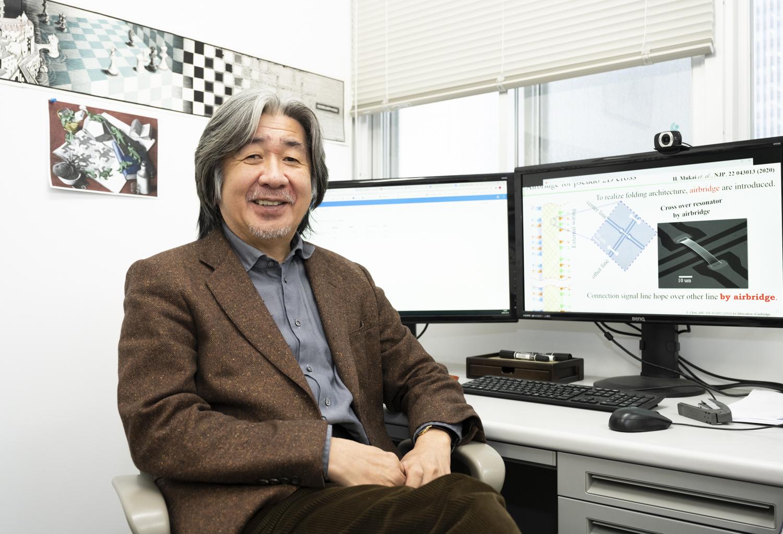 超伝導量子コンピューターの新規回路方式の開発を牽引した、東京理科大学理学部第一部物理学科の蔡 兆申(ツァイ ヅァオシェン)教授