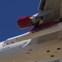 ヴァージン・オービット、航空機からのロケット打ち上げに初成功