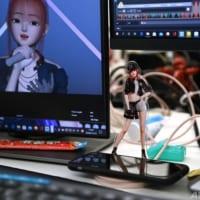 中国で高まるバーチャルアイドル熱 「世界初」のスター発掘番組も