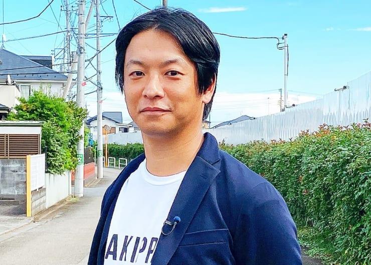 akippa 事業企画室 フェロー 田中大貴氏(akippa提供)