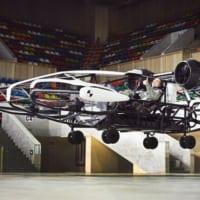 ロシアのホバーサーフ社、空飛ぶタクシーの試験飛行