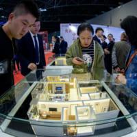 「住宅価格」や「優雅な貧乏」 中国市民のネット検索に見える心理