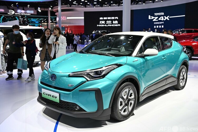 トヨタ 電気 自動車