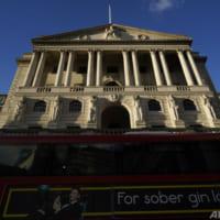 「ブリットコイン?」 英、中央銀行デジタル通貨の創設検討