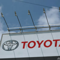 トヨタ、米配車リフトの自動運転部門買収で合意 600億円