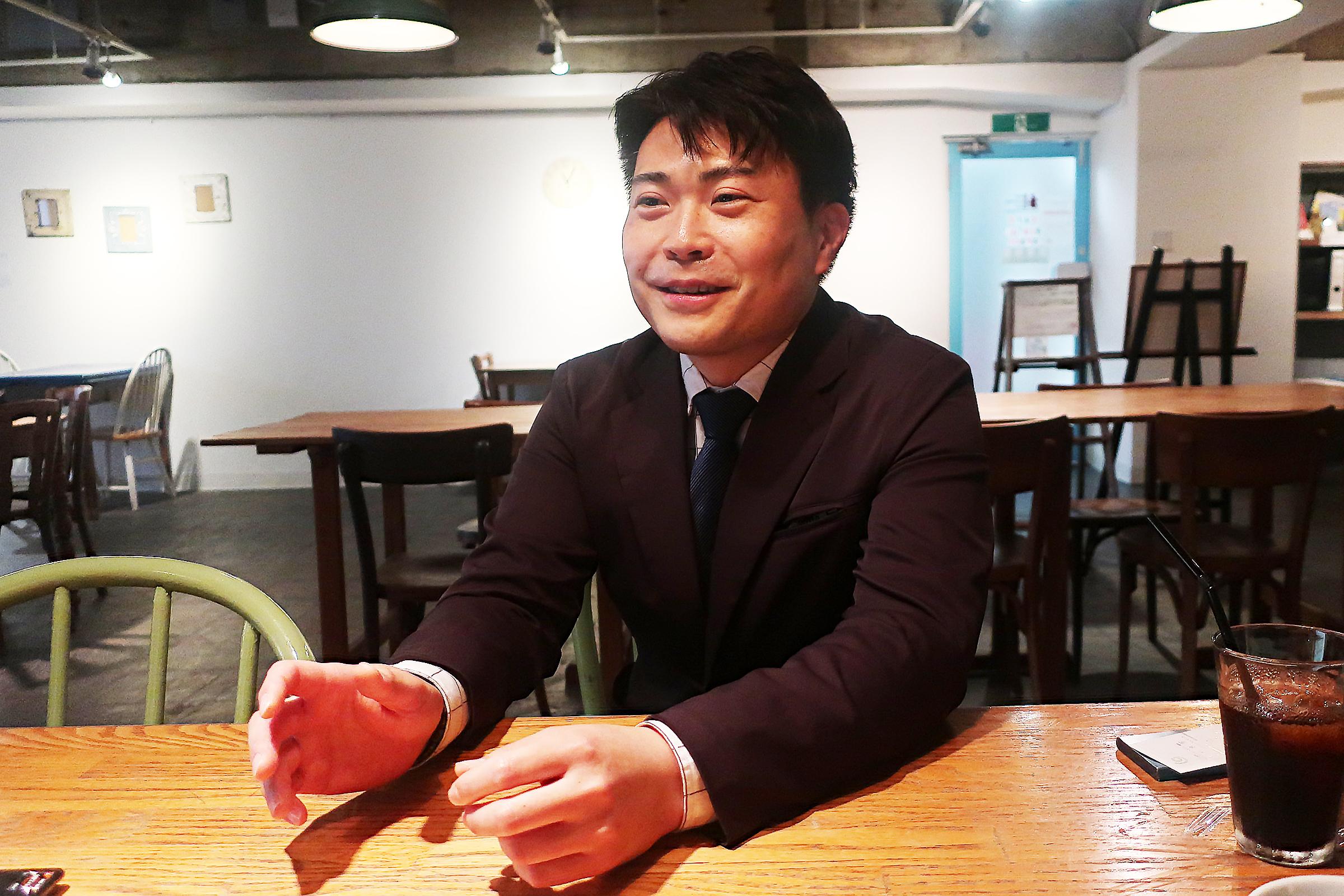株式会社マリスcreative design 代表取締役和田康宏氏