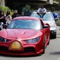 レバノン初、国産EV誕生 経済危機で新車販売低迷の中