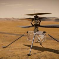 NASAの火星ヘリ初飛行、14日以降に延期 技術上の確認で