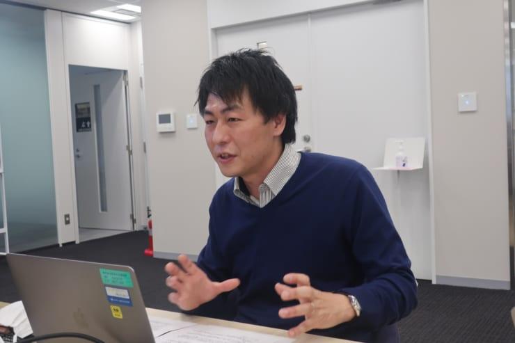 豊田中央研究所・数理工学研究領域の吉田広顕博士(工学)