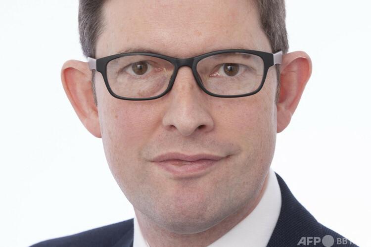 英情報局保安部(MI5)のケン・マッカラム長官。英内務省提供(2020年3月31日公開、撮影日不明)。(c)AFP PHOTO : HOME OFFICE