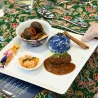 代替肉で東南アジア料理を サテやルンダンも シンガポール