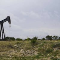 原油採掘から風力発電へ 米テキサス州の牧場で進むエネルギー革命