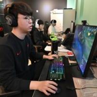 eスポーツ強豪国・韓国のトップチーム「T1」 ジムも完備し精鋭育成