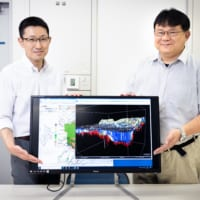 山の手にも軟弱地盤 3Dで東京の地質を再確認