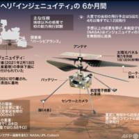 火星ヘリ「インジェニュイティ」 6か月間で予想以上の成果