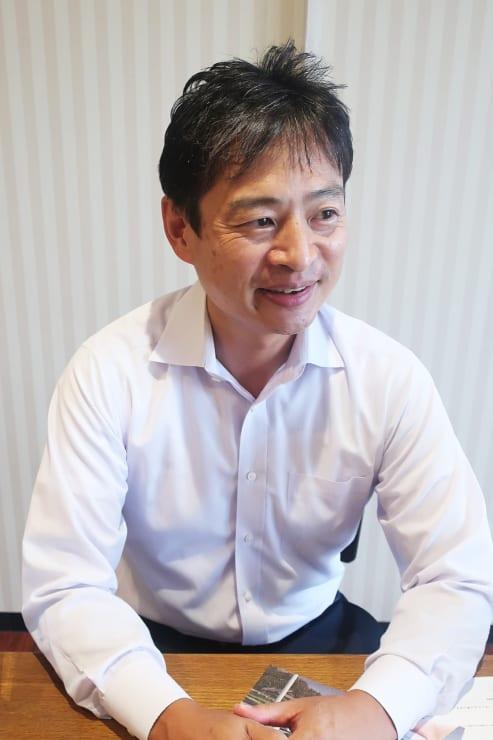 農家を支援していきたいと語る永井氏