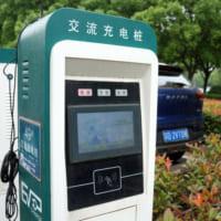 「ゾンビ充電スタンド」に廃バッテリー… 急成長を遂げる中国のEVの課題