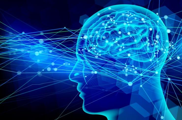 脳活動信号から聞いた内容を再現(イメージ図)